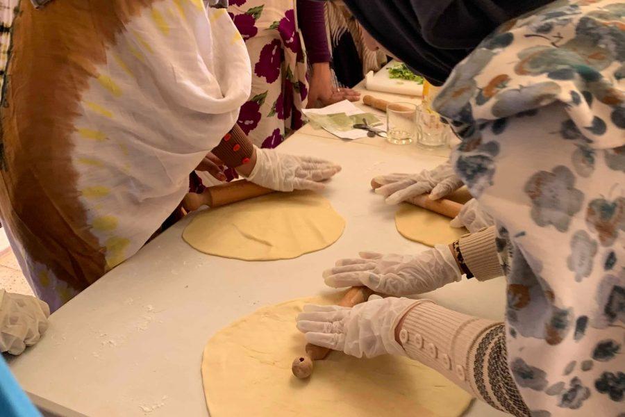 Campi profughi Saharawi: terminato con successo il corso di cucina alle donne saharawi