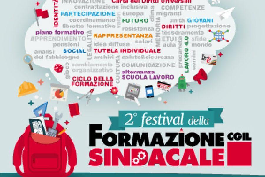 2° Festival della formazione sindacale Cgil, Bologna 24-26 giugno