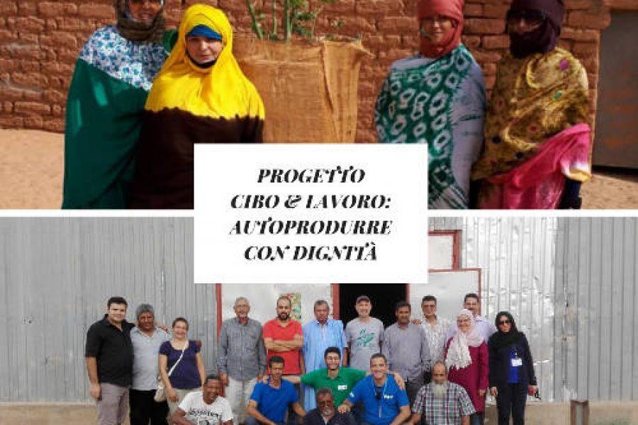 """Sahrawi: newsletter n. 28 """"Cibo e lavoro, autoprodurre con dignità"""""""