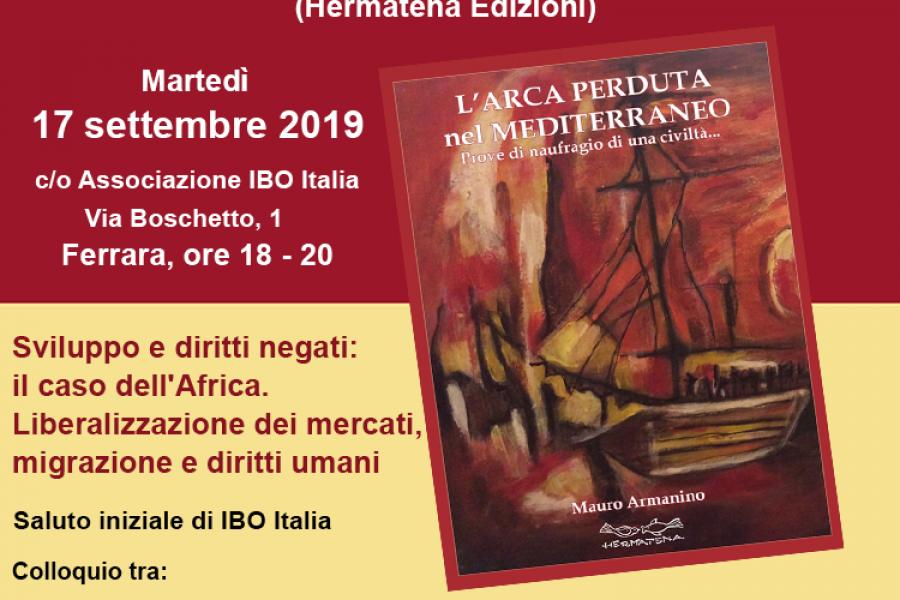 """Festival dei Diritti: """"Sviluppo e diritti negati: il caso dell'Africa"""", Ferrara 17/09"""