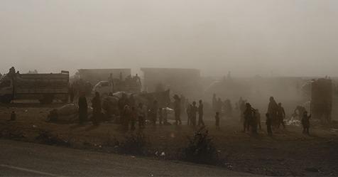 Siria. Un Ponte Per denuncia l'attacco turco. Scenario potenzialmente devastante