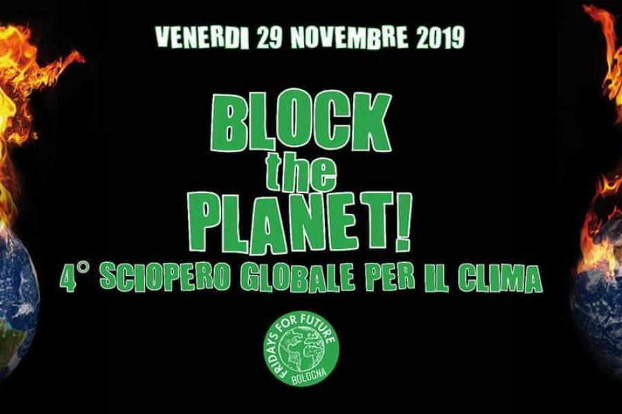 Fridaysforfuture: 4° sciopero globale per il clima, 29 novembre 2019