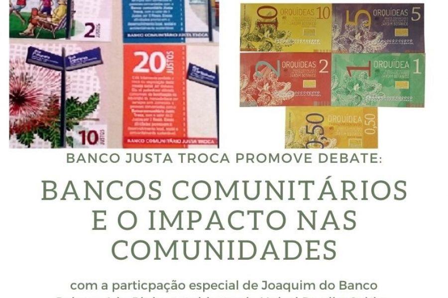 Banco Justa Troca: Economia solidale, le esperienze in ER, Porto Alegre 19 novembre 2019