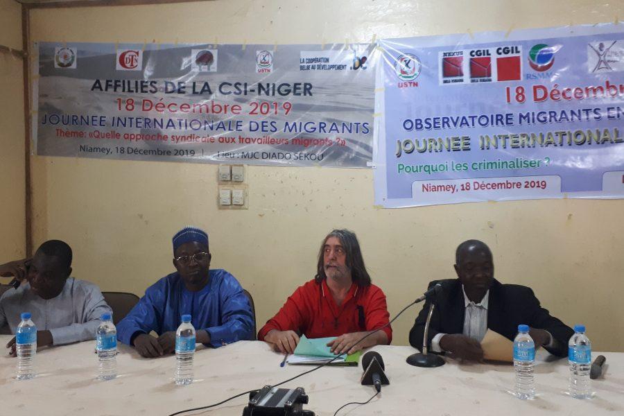 Niger-migranti: Dichiarazione dell'Observatoire Migrants en Détresse (OMD)