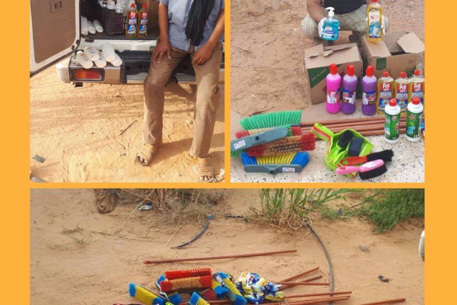 """Sahrawi: newsletter n. 39 """"Cibo e Lavoro: autoprodurre con dignità"""""""