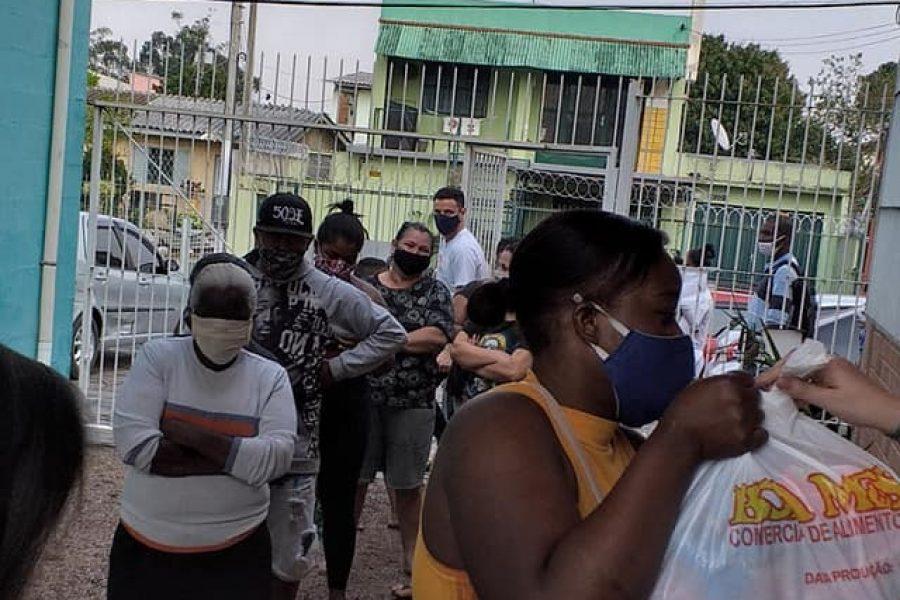 Cosa facciamo in Brasile? Il Covid-19 non ferma la nostra solidarietà