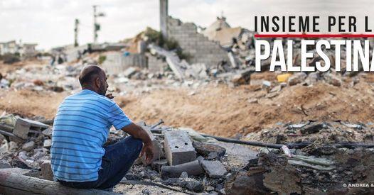 Piattaforma ONG Med Medio Oriente e AOI sulla Palestina